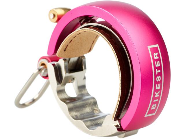 Bikester Knog Oi Luxe Limited Edition Sonnette de vélo, pink